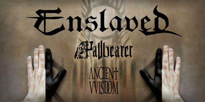 Enslaved reveal NA tour details
