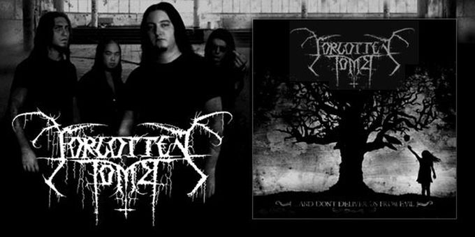 Forgotten Tomb album streaming