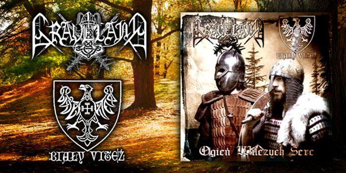 Graveland & Biały Viteź release split