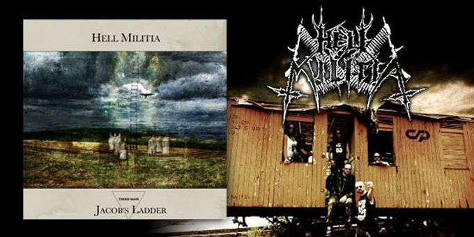 Hell Militia album streaming online