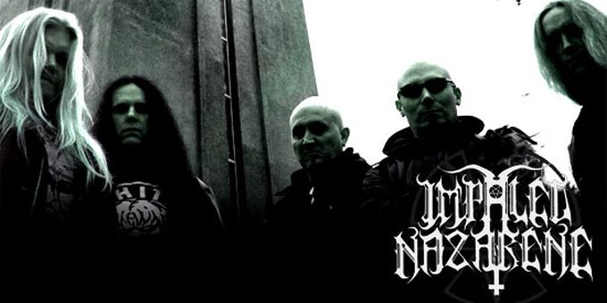 Impaled Nazarene DVD in October