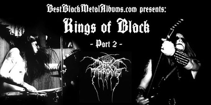 Kings of Black II: Darkthrone