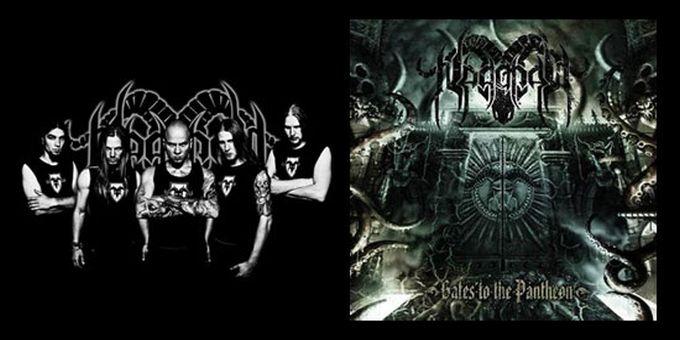 Negator reveal album cover art