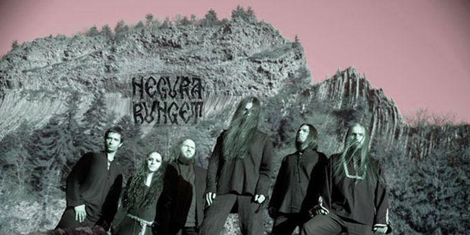 Negură Bunget studio report