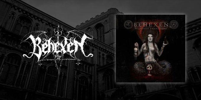 New Behexen album out now
