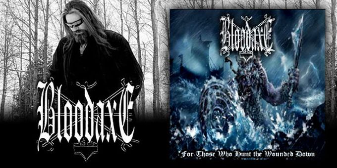 New Bloodaxe album announced
