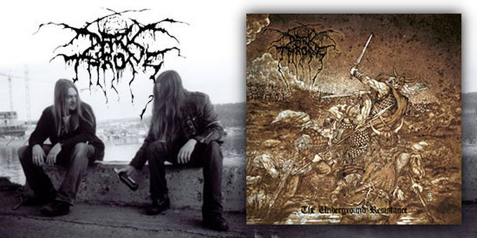 New Darkthrone album out now