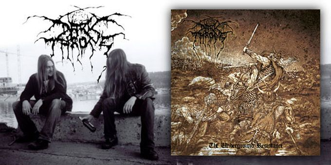 New Darkthrone song online