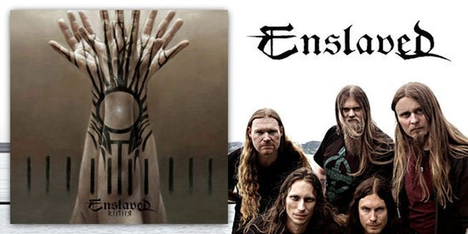 New Enslaved video released