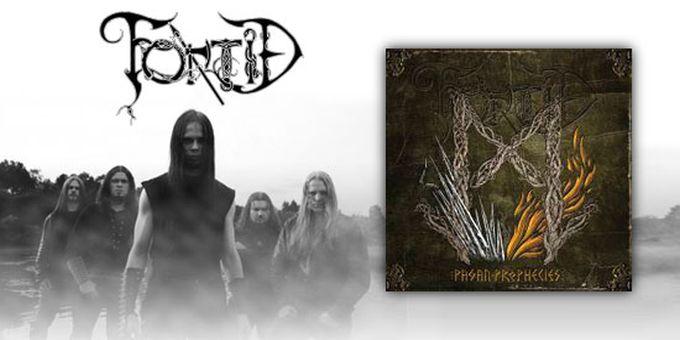 New Fortíð album out 24th August