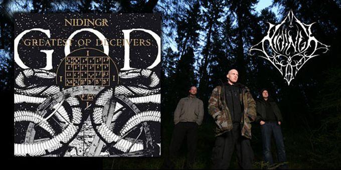 New Nidingr album November 20th