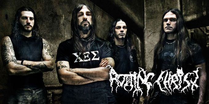 New Rotting Christ song online
