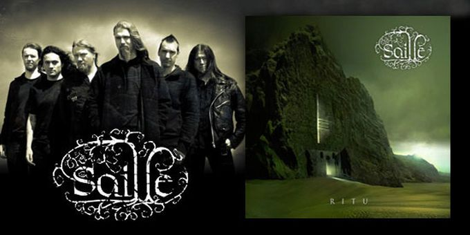 New Saille album out now