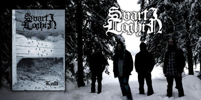 New Svarti Loghin album out now