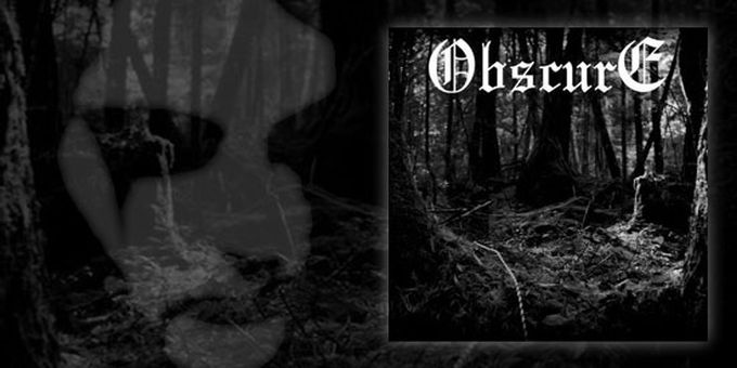 Obscure release debut full length Album