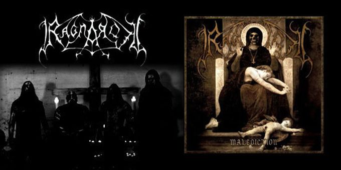 Ragnarok - Malediction out now