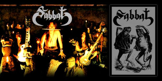 Sabbat Compilation tape out now