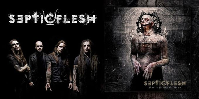 Septicflesh to reissue first albums