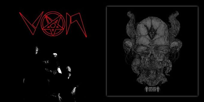 Von's new full length album streaming online
