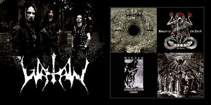 Watain to release vinyls in box set