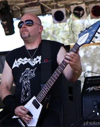 "Czech musician Vladimír ""Blasphemer"" Dědek, known for his work with Maniac Butcher and Dark Storm, passed away, aged 41."