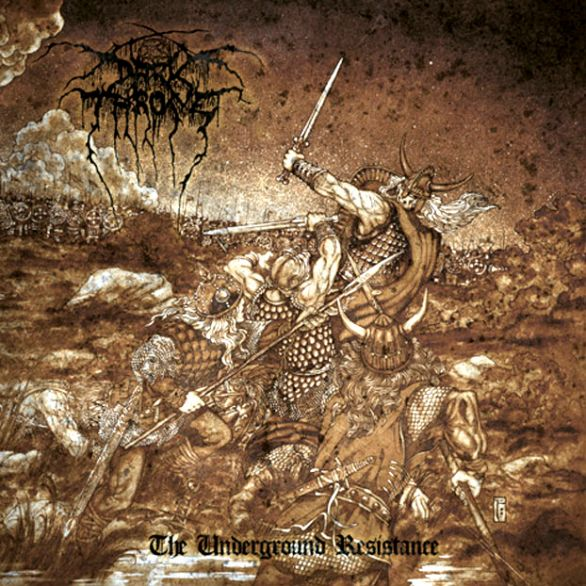 darkthrone the underground resistance