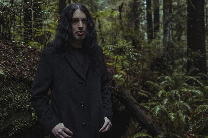 """Scott """"Malefic"""" Connor of Xasthur, one of the pioneers of DSBM."""